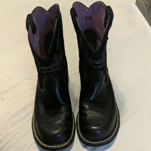 Ariat baby fat boots